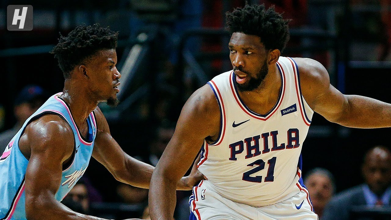 Philadelphia 76ers vs Miami Heat - Game Highlights ...