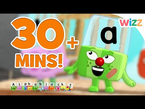 "Phonics | Learn to Read | The Letter ""A"" 