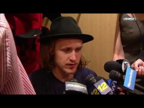 Carl Hagelin: Post Game 5/25/14