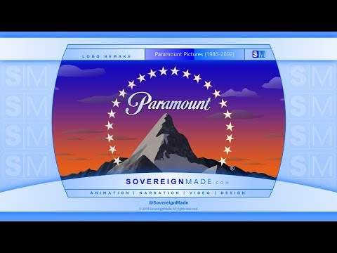 Logo Remake Compilation: Paramount Pictures (1987-2002) By SovereignMade