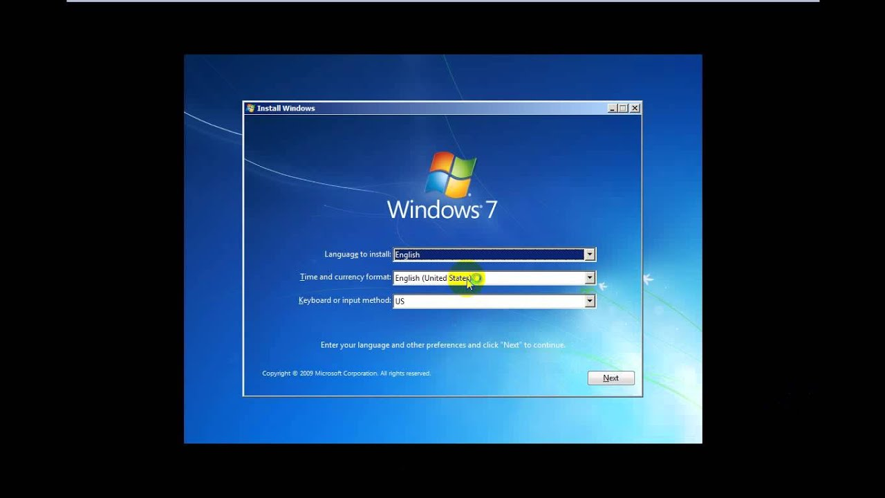utilman windows 7