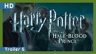 Harry Potter and the Half-Blood Prince (2009) Trailer 5