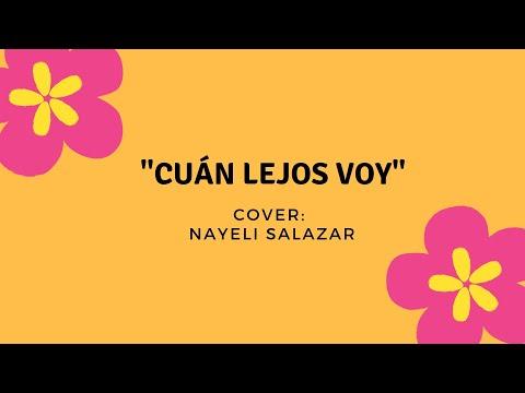 Cuán Lejos Voy- Moana (Cover De Nayeli Salazar) DISNEY SERIES 1
