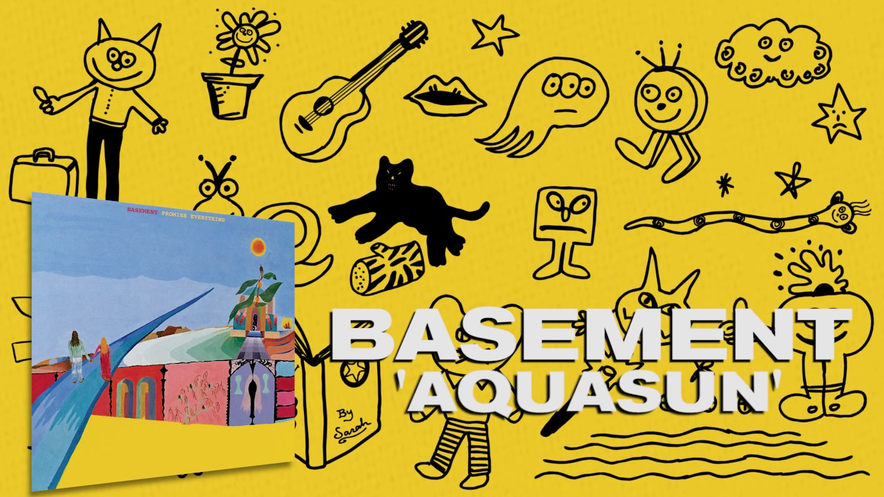 Basement Aquasun Official Audio YouTube