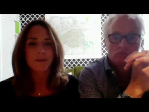 Gold Derby Q&A: John Slattery & Talia Balsam 'Mad Men'