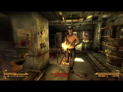 Fallout - A World Of Pain - Mod Review