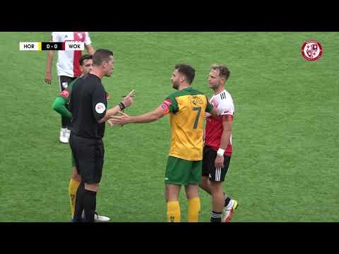 Horsham FC Woking Goals And Highlights
