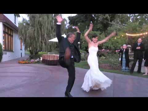Fun Father Daughter Dance Party Rock Anthem Single Ladies