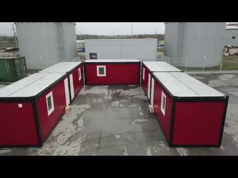 Быстровозводимые модульные здания. Конструктор для взрослых
