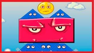 ✔ ЧЕЛЕНДЖ на 5 сек Строим ПИРАМИДУ Мультик ИГРА для детей Pyramid Challenge  ✔