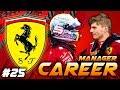 F1 2019 FERRARI MANAGER CAREER - VETTEL & VERSTAPPEN TOUCH! CRAZIEST RACE SO FAR! #25