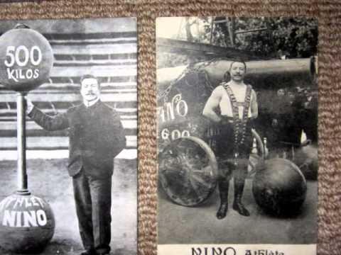 Fine European Vintage Strongman Globe Barbell Globe Dumbbell Collection