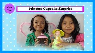 Princess Cupcake Surprise ♥ Wahh.. Cupcake nya bisa jadi boneka lucu banget