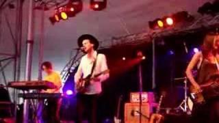 The Veils - The Wild Son   @ Pukkelpop 17-08-2006