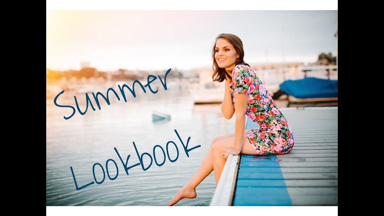 Summer Lookbook Photo Shoot Style