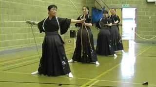 Kyudo: The White Rose Kyudojo: Petals 弓道
