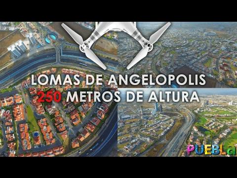 Lomas de Angelopolis, La Vista y Periferico (250 Metros de Altitud)