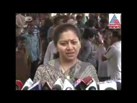 Actor Sudarani Reaction On Parvatamma Rajkumar Death