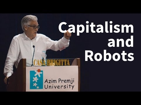 Adair Turner - Capitalism and Robots | 'Resurrecting the Public' Lecture Series