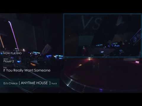 DJ's Choice [ ANYTIME HOUSE ] Part B - mixed by LINO | Traktor Z2 + D2 / Numark TT250