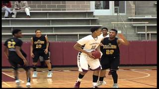 Triple A Academy Stallions vs. Lewisville Fighting Farmers - 2013 Basketball - Week 2