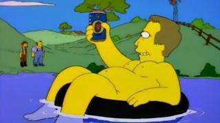 Top 10 Simpsons
