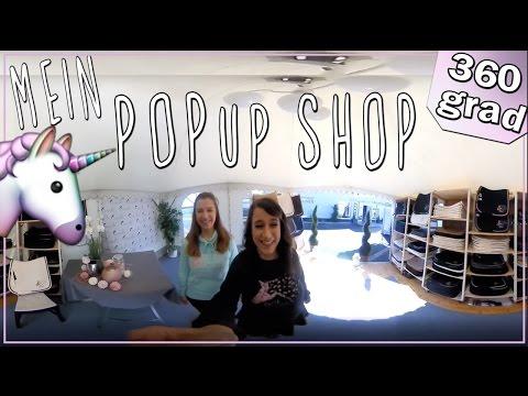Mein erster SCHABRACKEN Pop Up Shop! 360 Grad Video