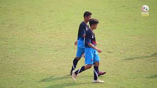 Thailand Youth League Highlight:เกษตรศาสตร์ เอฟซี 2-0 แอร์ฟอร์ซ เซนทรัล เอฟซี