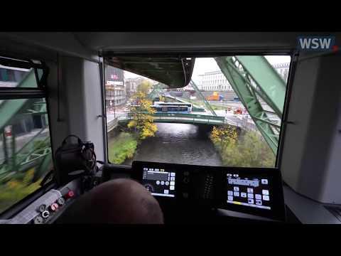 Generation 15 - Führerstandsmitfahrt mit der Wuppertaler Schwebebahn