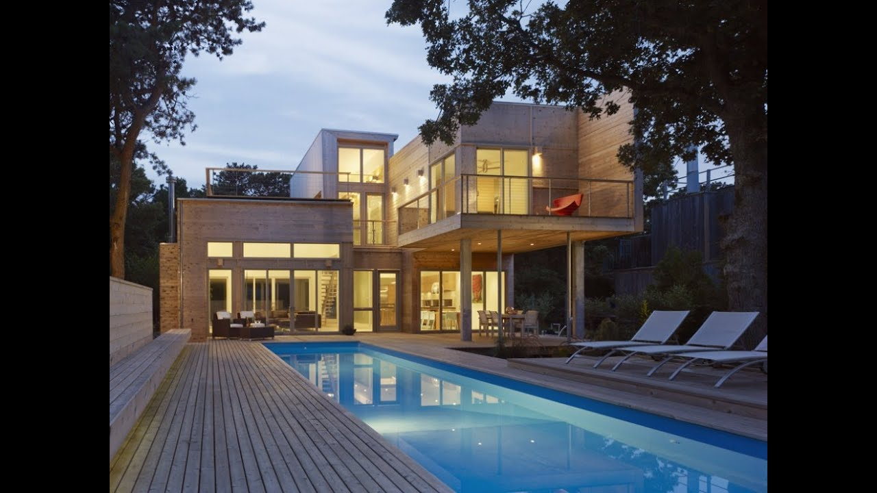Summer Beach House Design House in The Pines by Studio 27