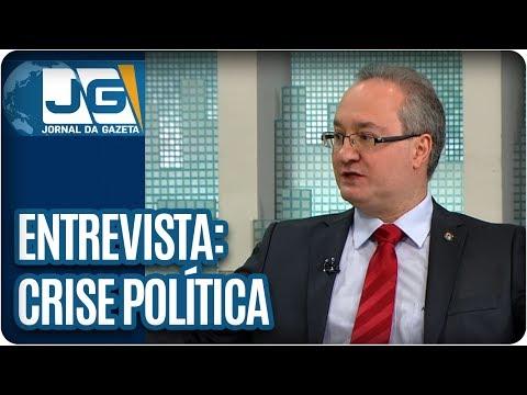 Maria Lydia entrevista Rodrigo Prando, sociólogo, sobre a crise política no País
