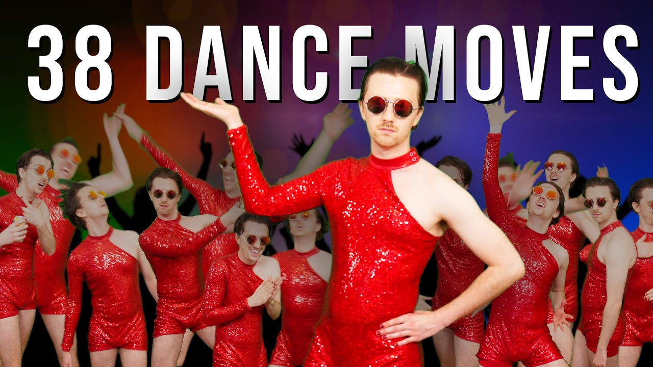 38 dance moves to try at the club