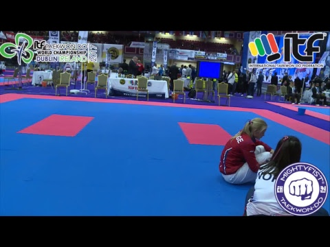 ITF WORLD CHAMPIONSHIPS - DAY ONE - AREA 3 - PM SESSION