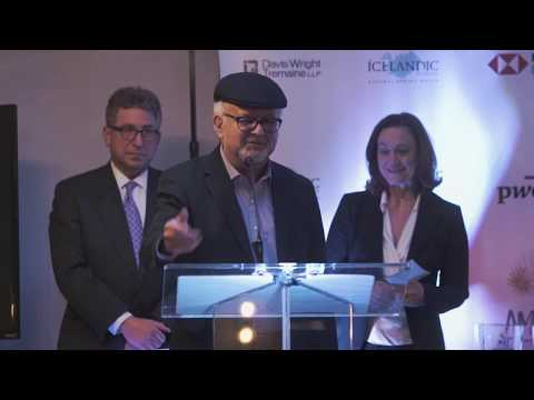 2018 Law & Justice Film Festival and Counsel Of the Year Awards Event Video