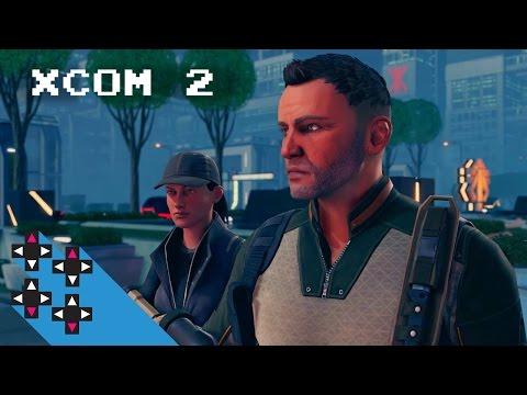 TIME TO GET UP IN XCOM 2 — UpUpDownDown Plays |