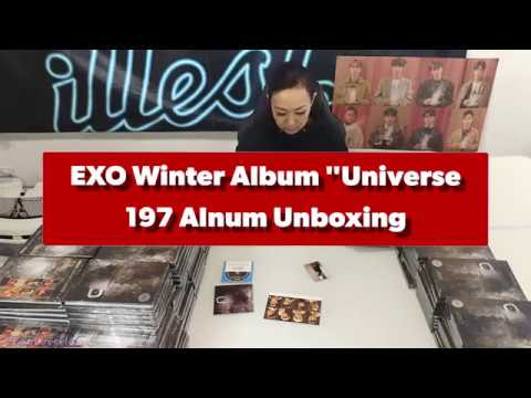 EXO - ★ Winter Album ☆ Universe...