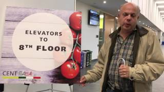 AODA Alliance  Long Version Video of Accessibility problems at new Centennial College Cullinary Arts Centre.