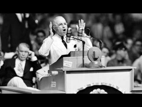 The historic 1948 Democratic National Convention