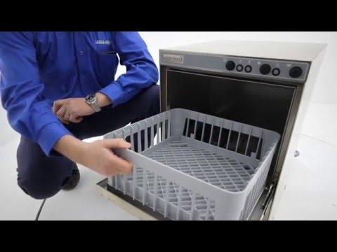 Overview Of The Cater-Wash DLUX CK0451 Commercial Glasswasher From Cater-Kwik