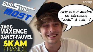 😂 SKAM France : Maxence balance les dossiers