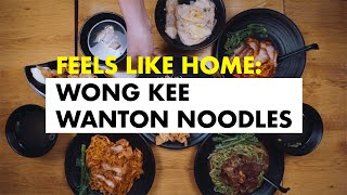 Experimenting With Noodles: Wong Kee Wanton Noodles - Food Stories