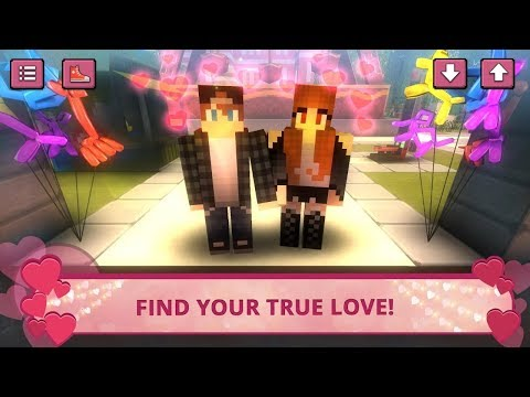 Love Story Craft: Game Of Choices. Boyfriend Maker Android Gameplay