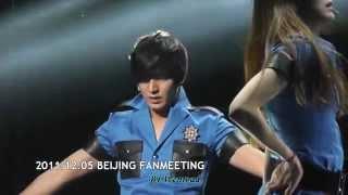 20111205 Lee Min Ho Beijing Fanmeeting - DANCE