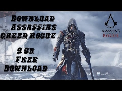 assassin's creed rogue pc crack free