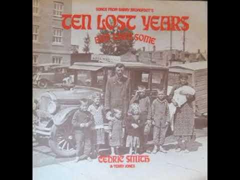 Cedric Smith and Terry Jones - Feelings Running (1976)