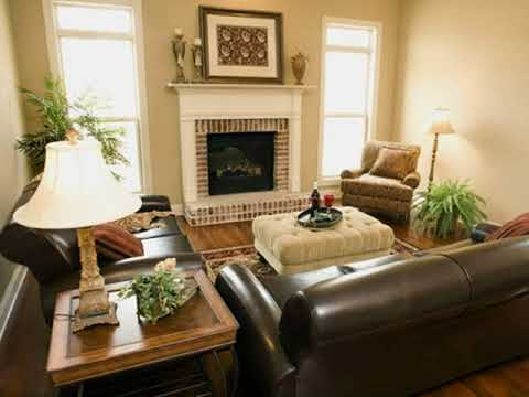 Ideas for furnishing a living room