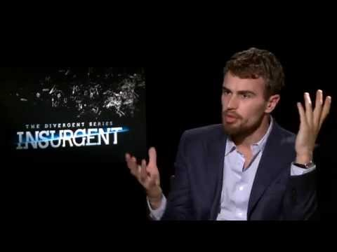 The Men Of 'Insurgent' On Why Shailene Woodley Is An American Treasure