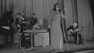 Tereza Kesovija - La chanson de Lara - Limoges - 20.11.1967