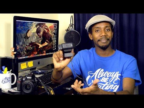 Logitech C920 Webcam Review