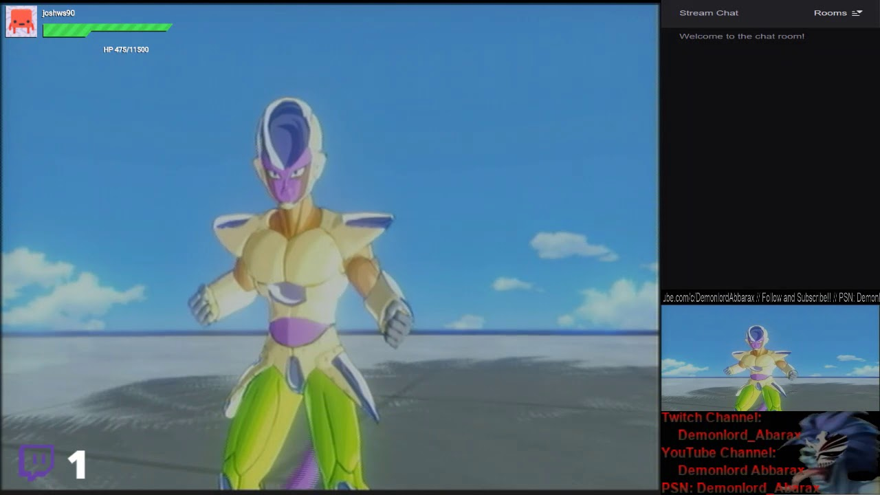 [PS3] Dragonball XenoVerse - {Brand New Char. Multiplayer #30}